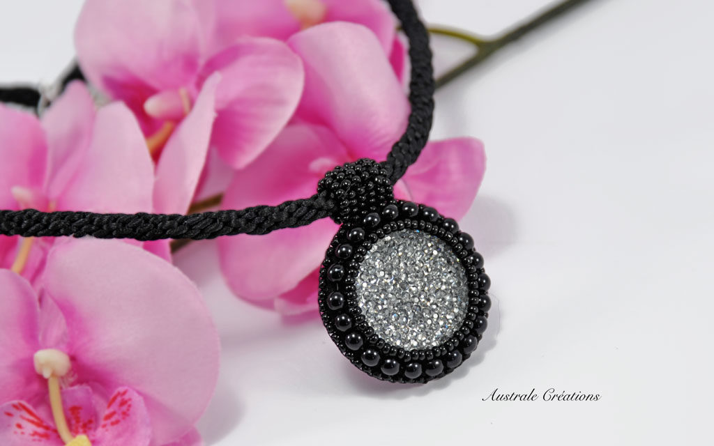Collier «Grey Lady»