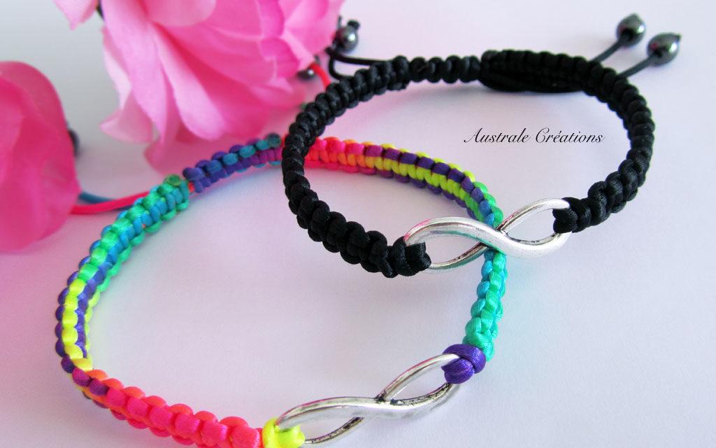 Bracelets «L'Infini»