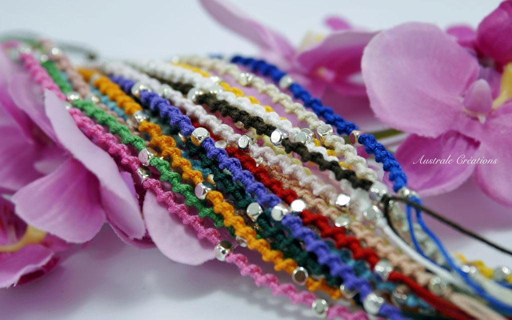 Bracelets Brésiliens Torsadés