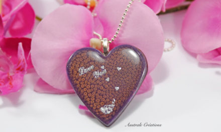 Collier « Love You »