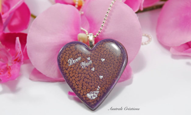 Collier «Love You»