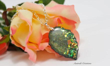 Parure «Opale Pearl»