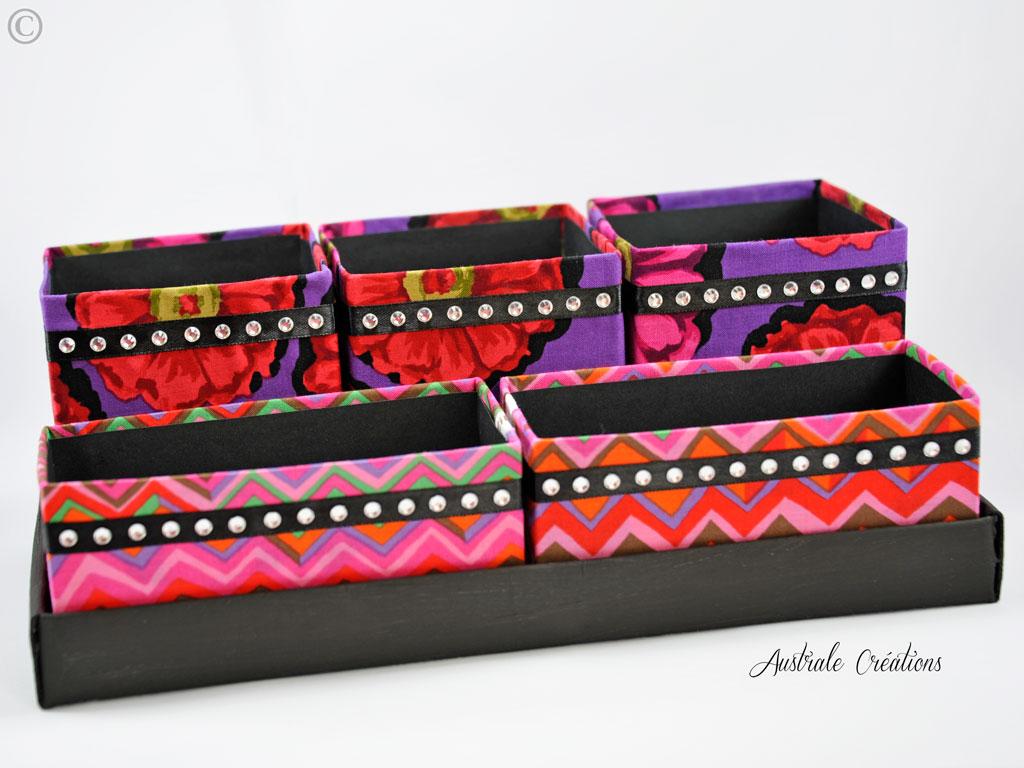 mon organiseur de bureau australe cr ations. Black Bedroom Furniture Sets. Home Design Ideas