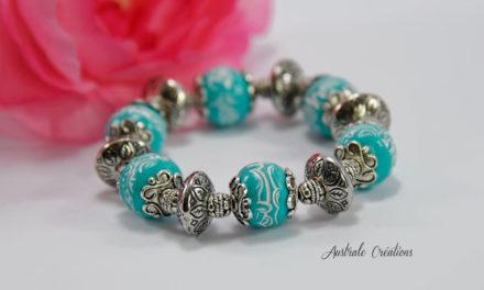 Parure «Persian Blue»