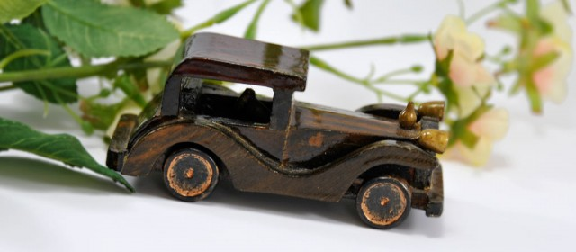 Restauration d'une petite voiture