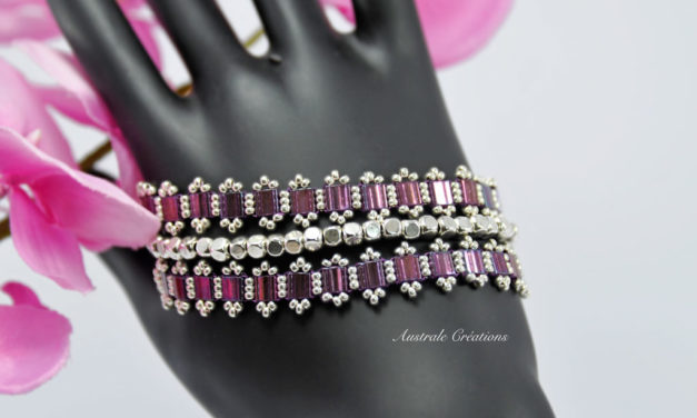 Bracelet «Trio»