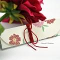 Boite Cadeau Triangle (pliage origami sans colle)