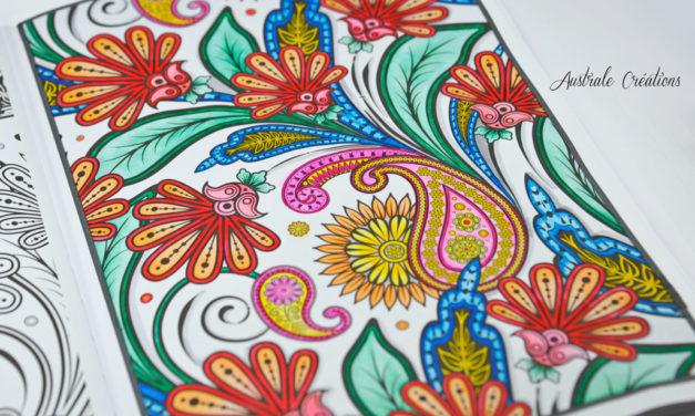 Art-Thérapie : Le coloriage anti-stress !