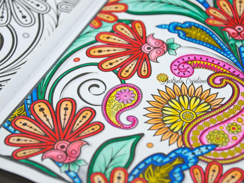 Art-Thérapie : Le coloriage anti-stress ! | Australe Créations