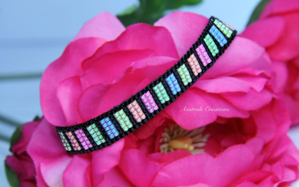 Bracelet Loom «Fluos»