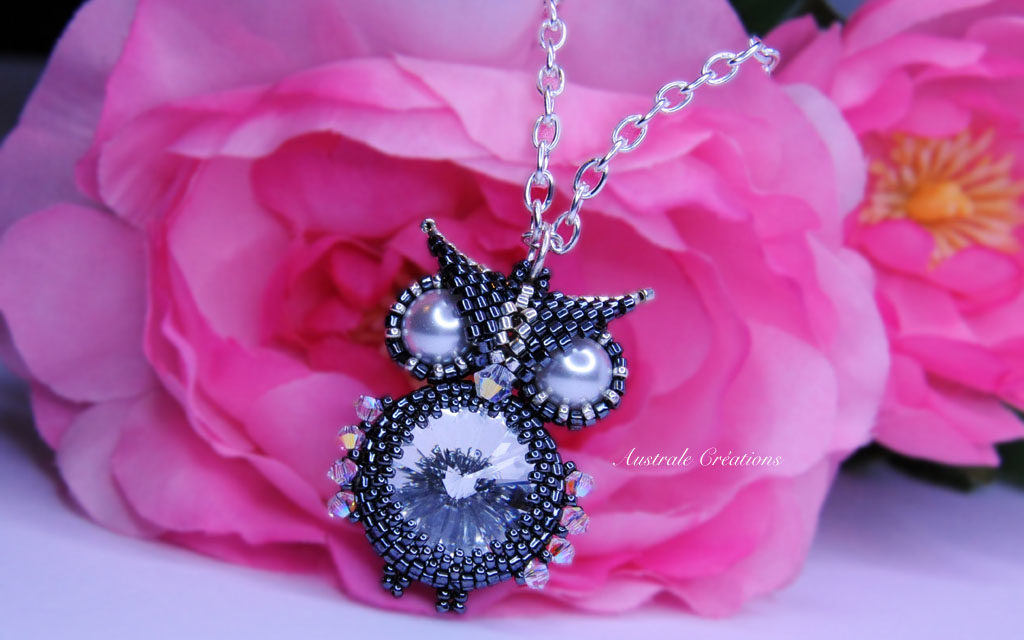 Collier «Owl»