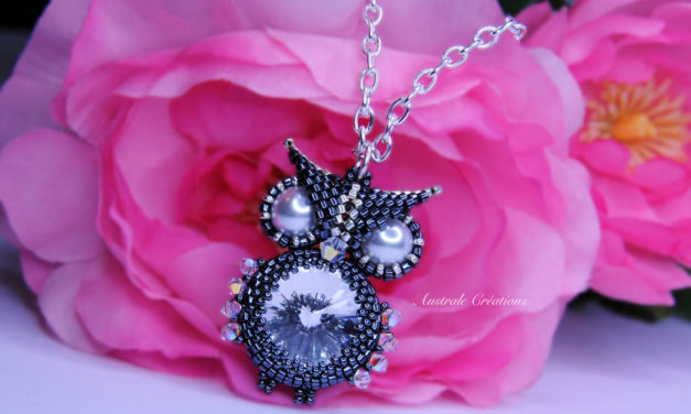 Collier « Owl »