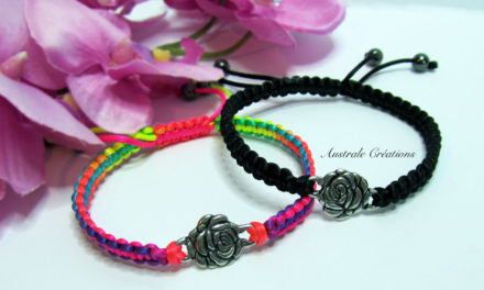 Bracelets «Rose»