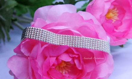 Bracelet «Silver Loom»