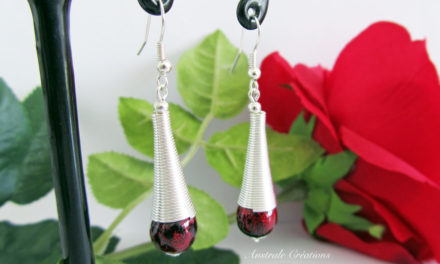 Boucles d'oreilles « Single Spring »