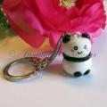 Mes portes clés « Petits Pandas Kawaii »