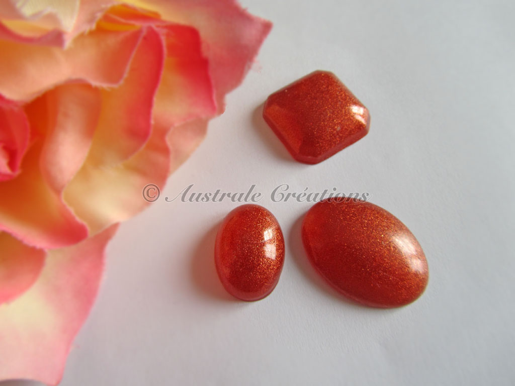 29cabochons resine 21