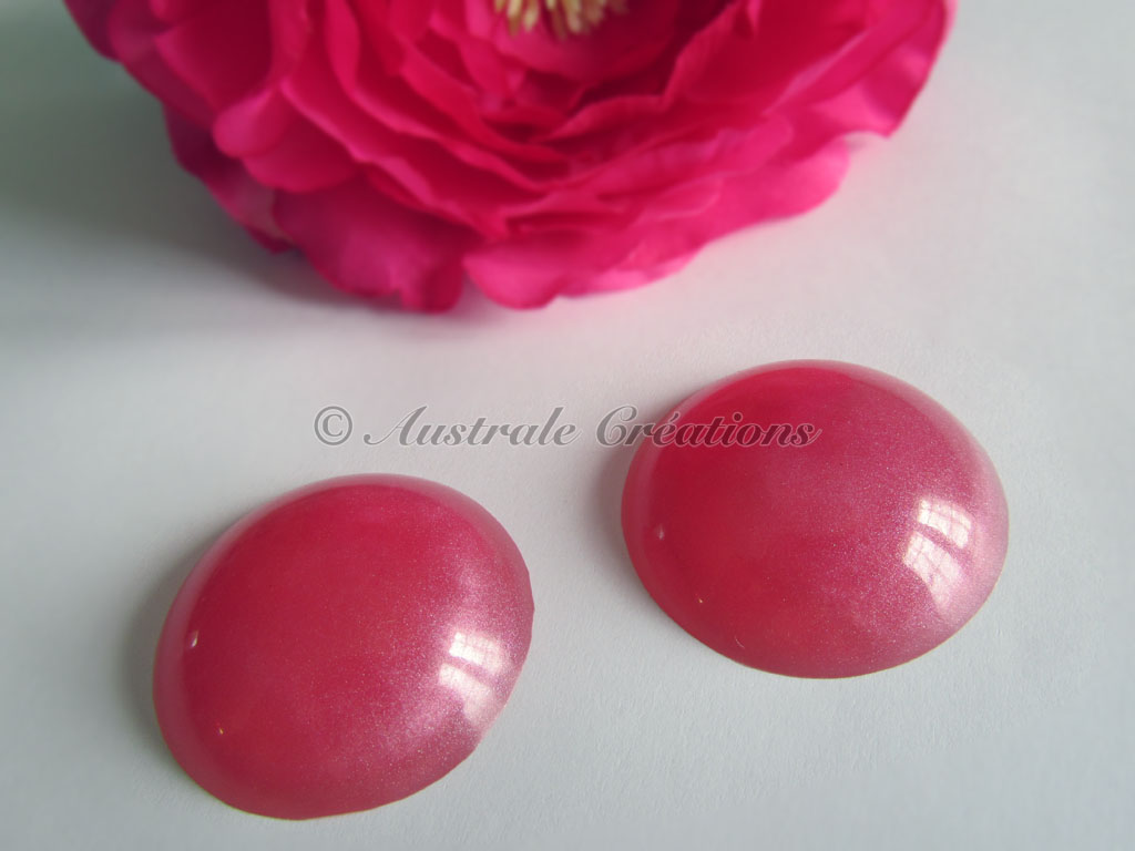 39cabochons resine 5