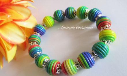 Bracelet «Rainbow»