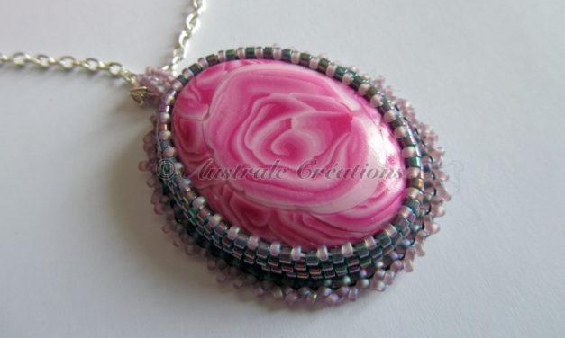 Collier «Rosa»