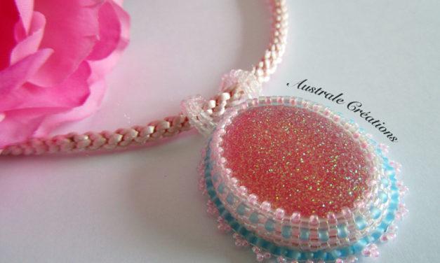 Collier «Ocean Pink»