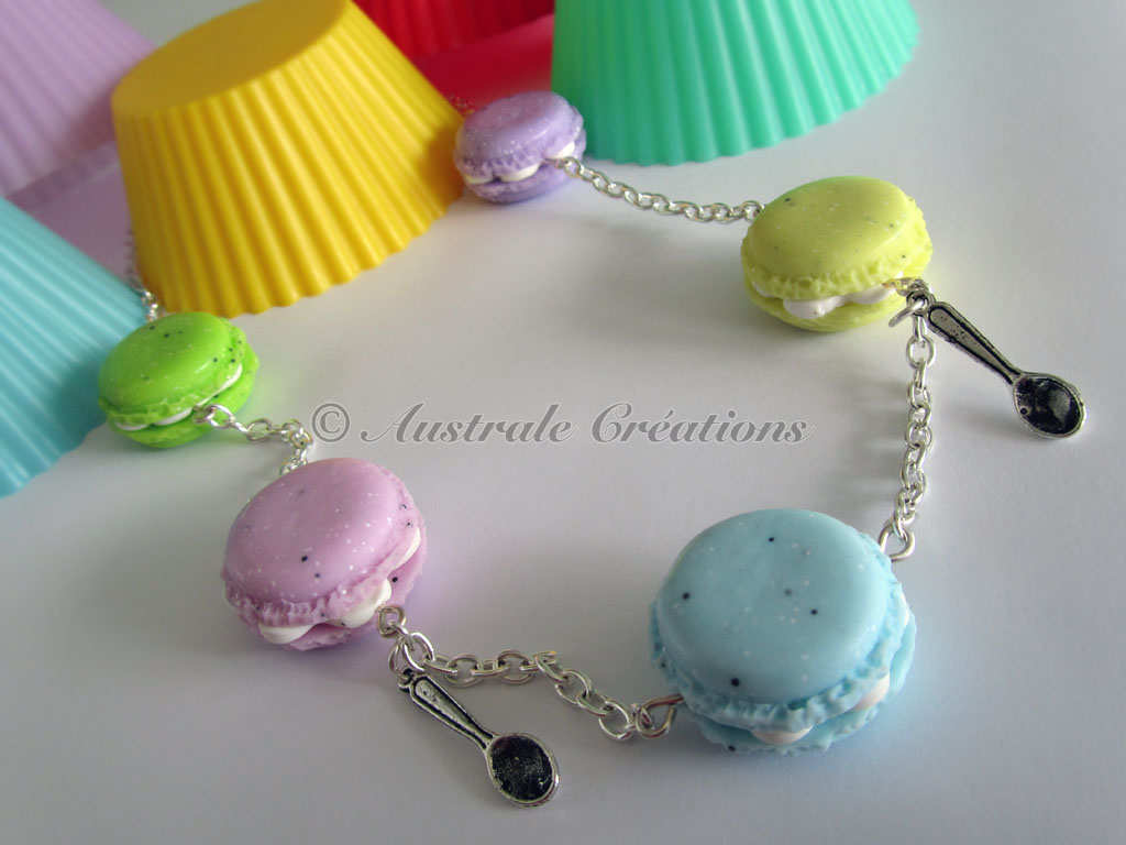 85Collier folle gourmandise 2