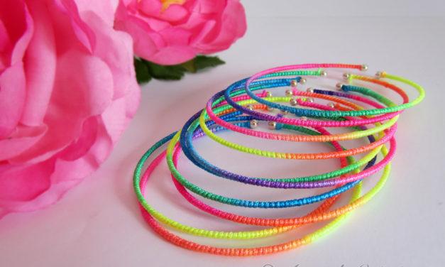 Bracelets «Fluos»