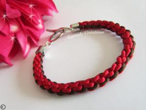 Bracelet Kumihino