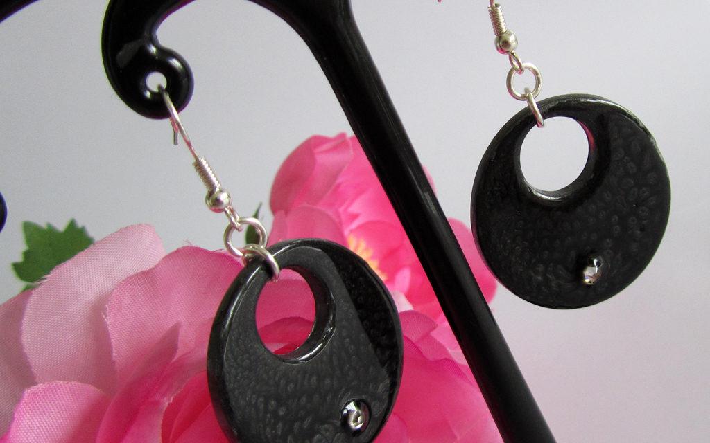 Boucles d'oreilles «Medali Prisme»