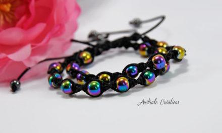 Bracelet Shamballa Twist