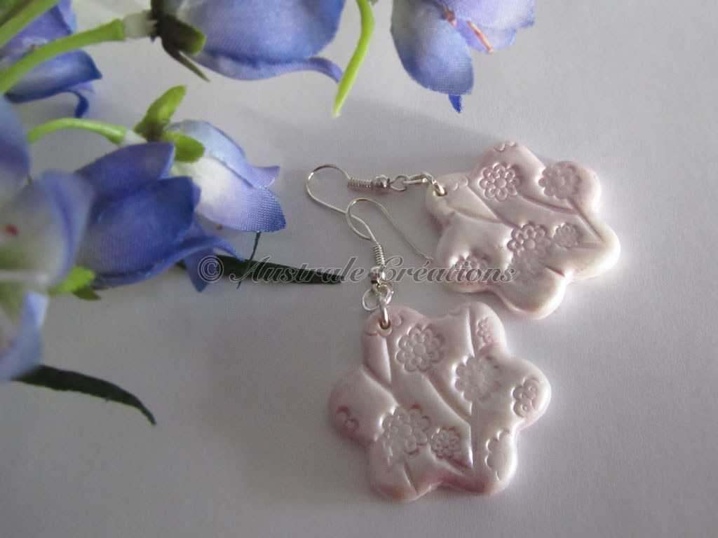 fleur en rose tendre 04