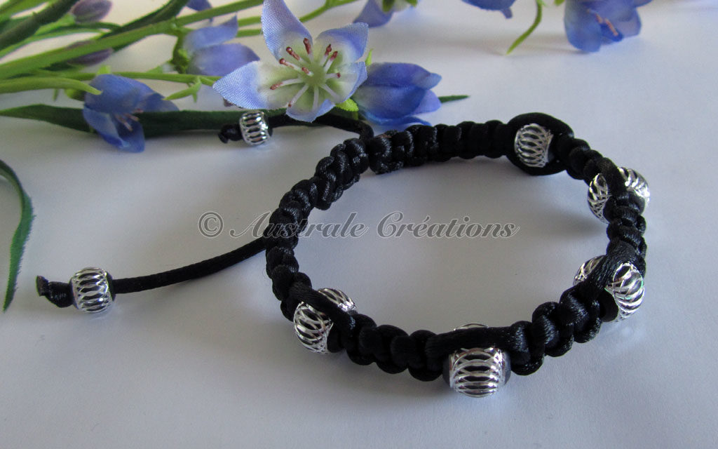 Bracelet Shamballa pour homme