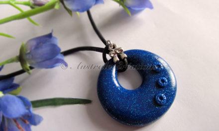 Collier «Blue»
