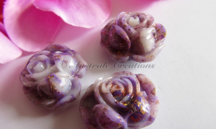 Magnets « Petite Rose »