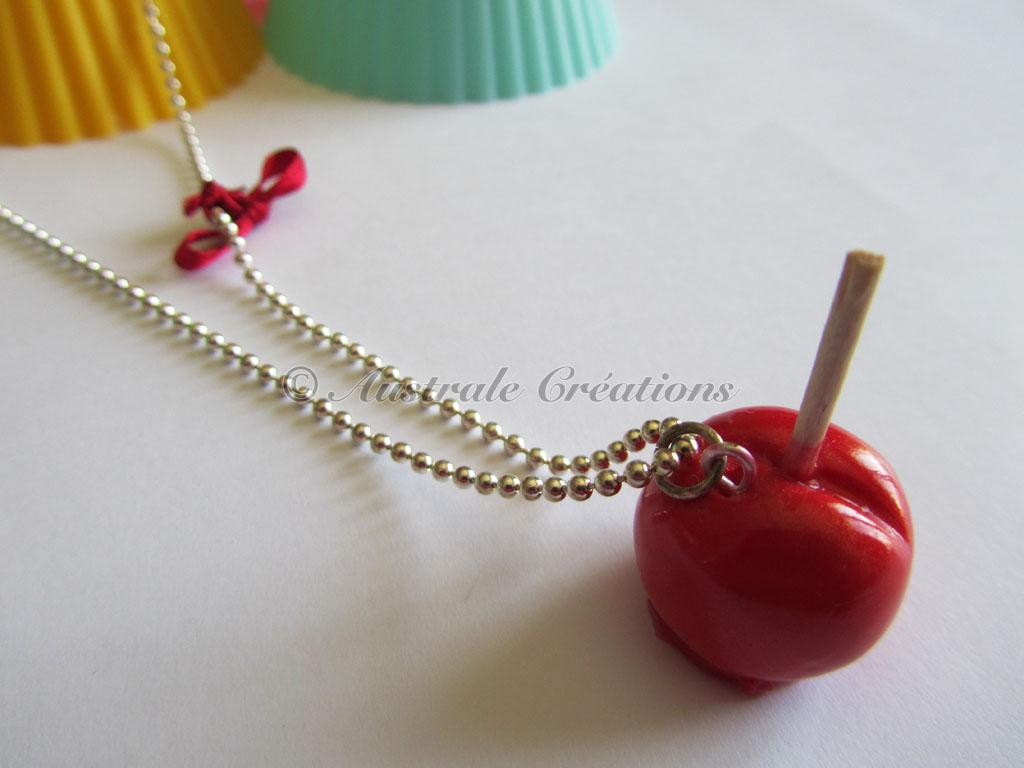 """Parure """"Pomme d'Amour"""""""