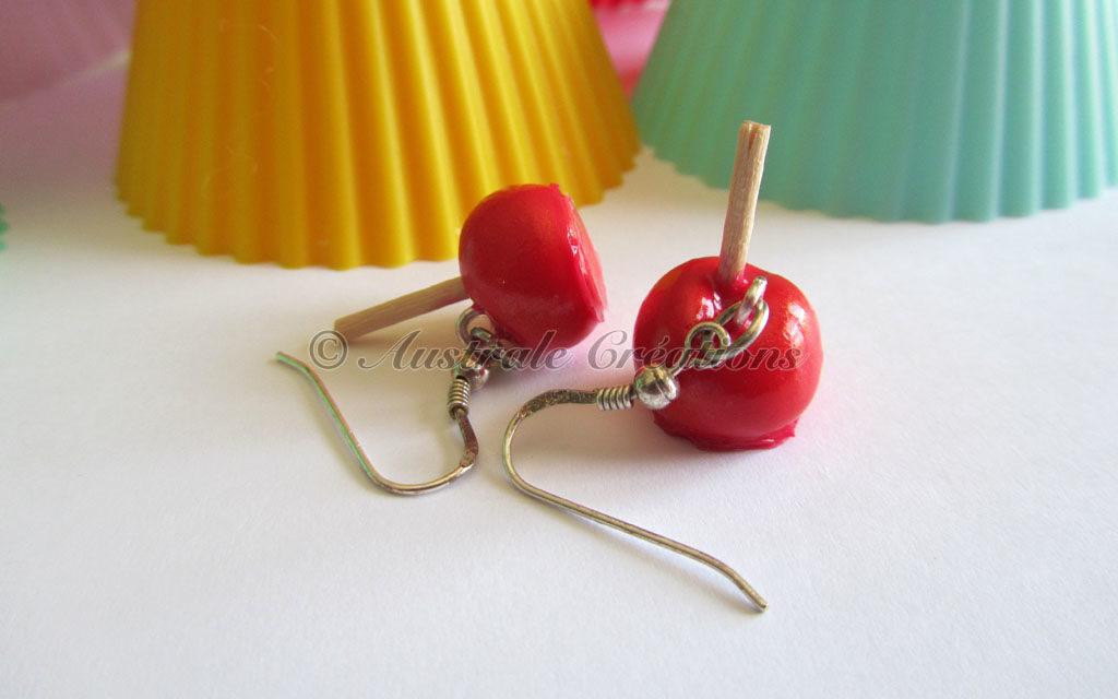 Parure «Pomme d'Amour»