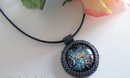 Collier « Galaxie »