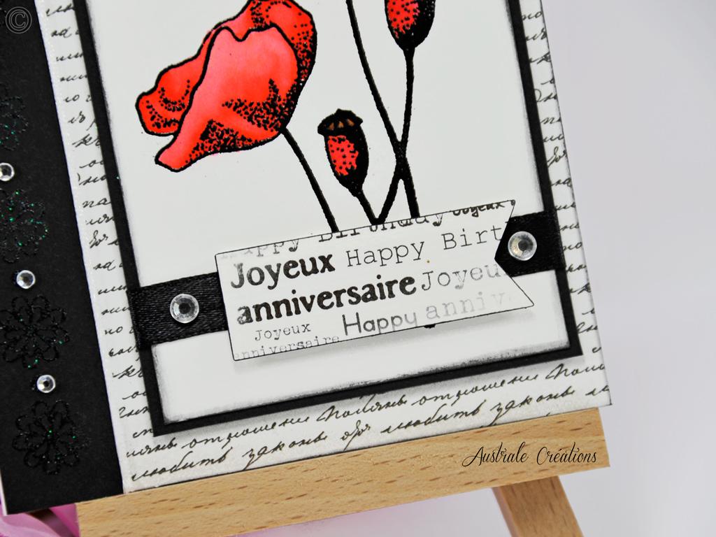 Carte Poppyversaire