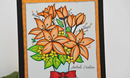 Carte : Bouquet Précieux