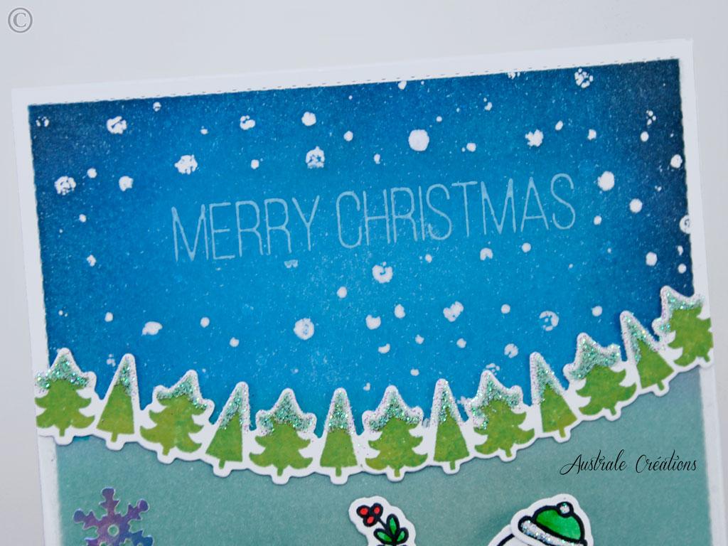 Carte Merry Christmas