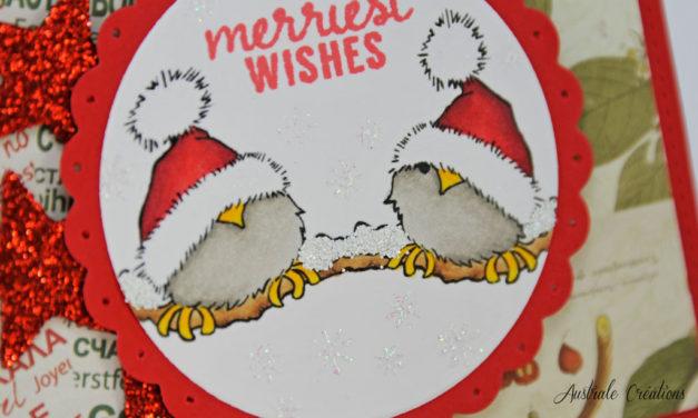 Carte : Merriest Wishes
