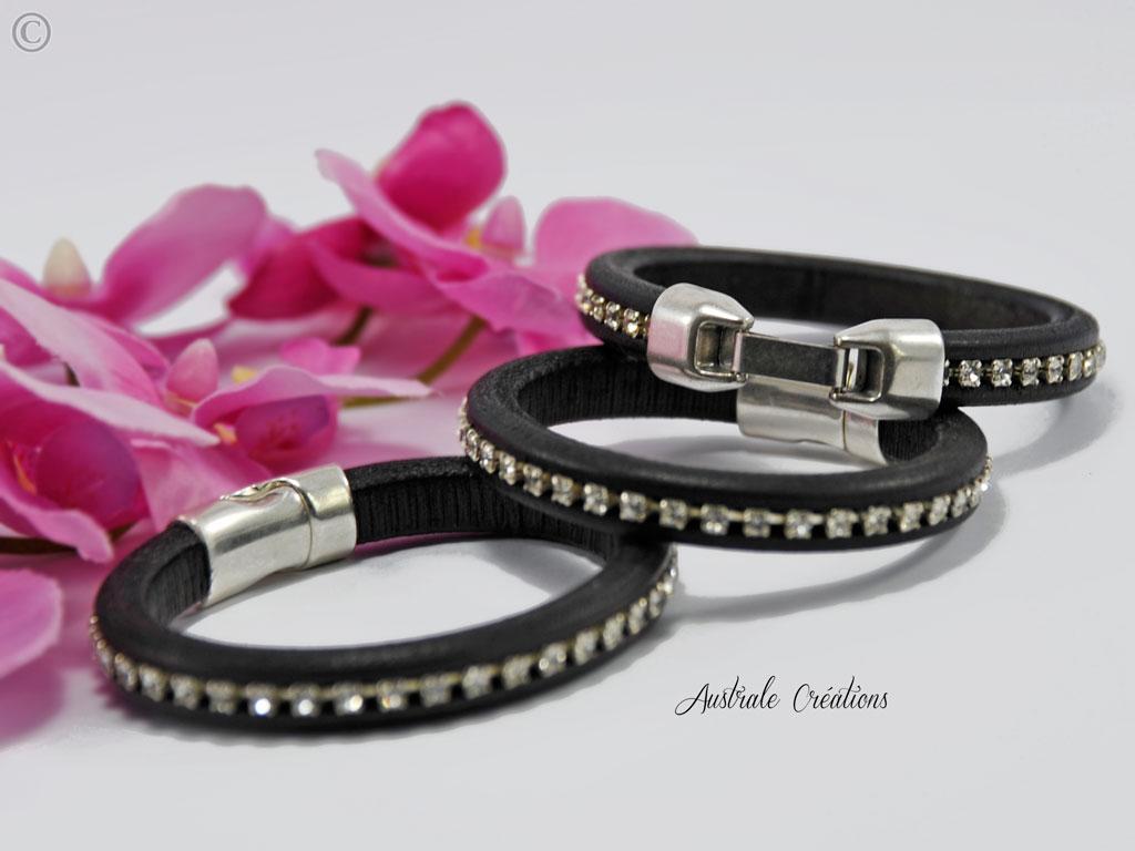Bracelet Regaliz à Strass