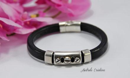 Bracelet «Regaliz» pour homme