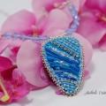 Collier Sea Blue