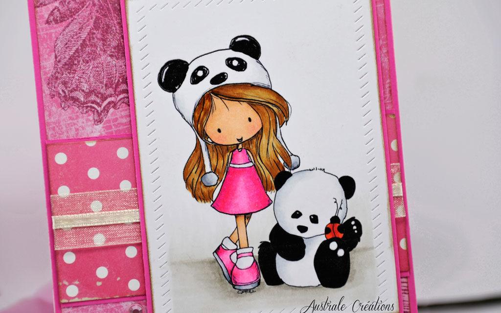 Carte : Beary Sweet Birthday