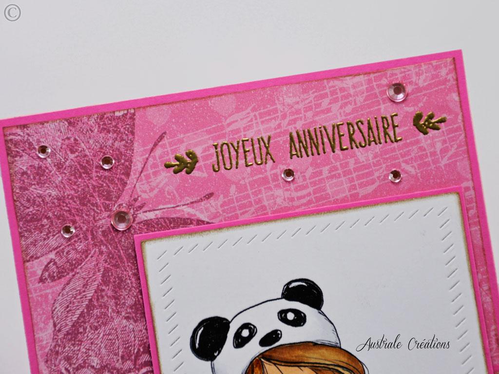 Carte Beary Sweet Birthday