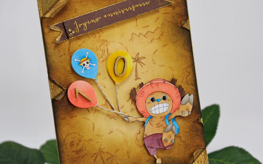 Carte : One Piece