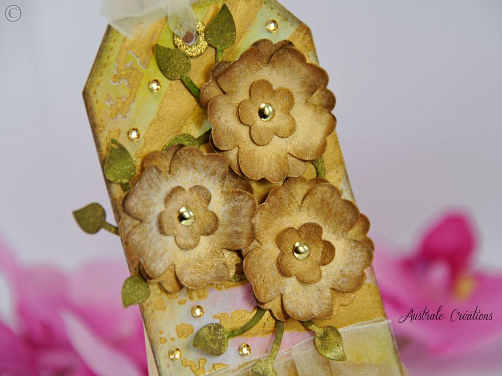Tag Fleurs Vintage