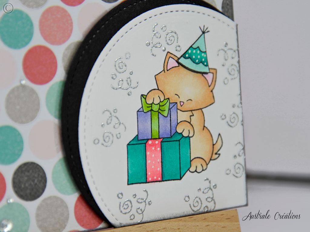 Carte Birthday Bash