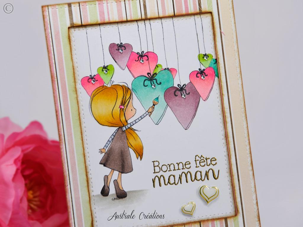 Carte Heartfelt Wishes
